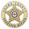 Adams County Sheriff's Office Badge
